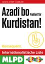 Afrin wird leben! Weltweiter Aktionstag am 21.März