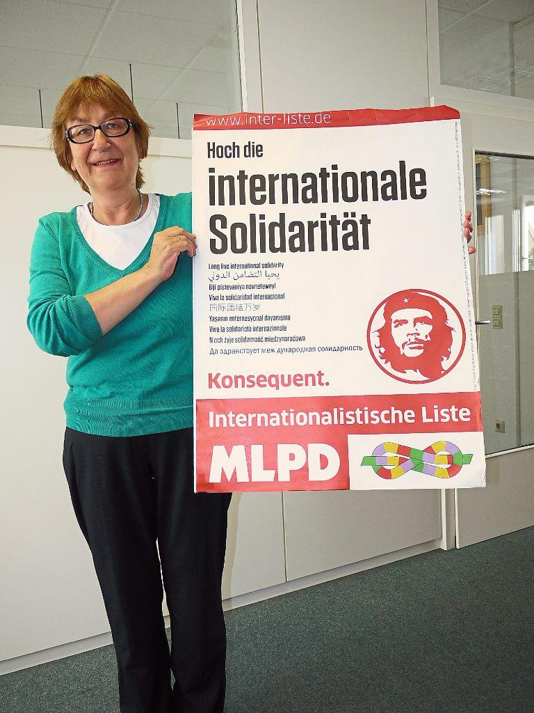 Protesterklärung von Renate Schmidt - Kreis-Zollernalb