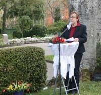 Rede der MLPD bei Gedenkfeier am 8.Mai